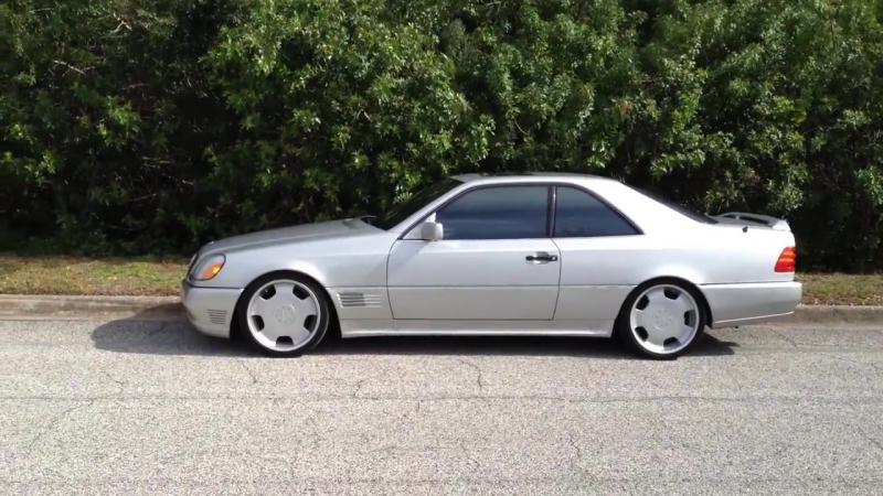 Mercedes-Benz S500 C140 Lorinser/1995 .