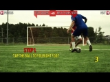 TOP 5 Insane Football Soccer Skills To Learn Tutorial.360