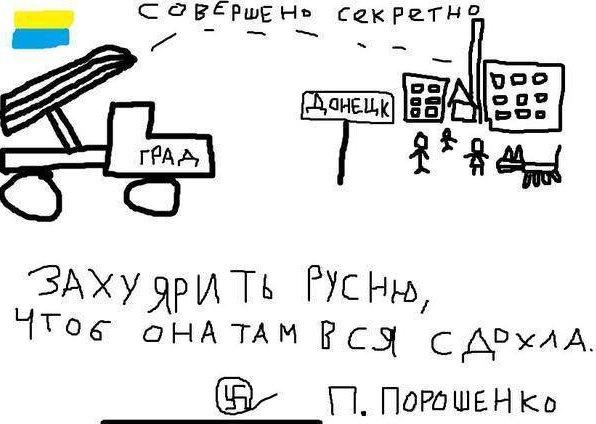"""Обострение в зоне АТО: за сутки 114 обстрелов, боевики бьют из """"Градов"""", 152- и 122-мм артиллерии, танков, ЗУ и ПТРК, - штаб - Цензор.НЕТ 8033"""