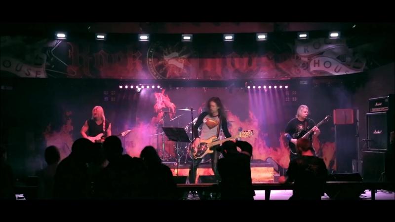 Железный Поток -Shoot To Thrill ( cover AC DC ) Live in Rock House (c) 2016