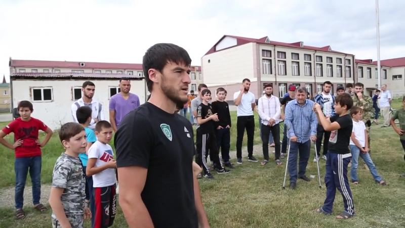 В Аргуне прошел футбольный турнир, посвященный памяти Асвата Далахажиева