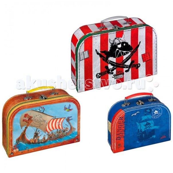 Набор чемоданчиков для игр captn sharky, Spiegelburg