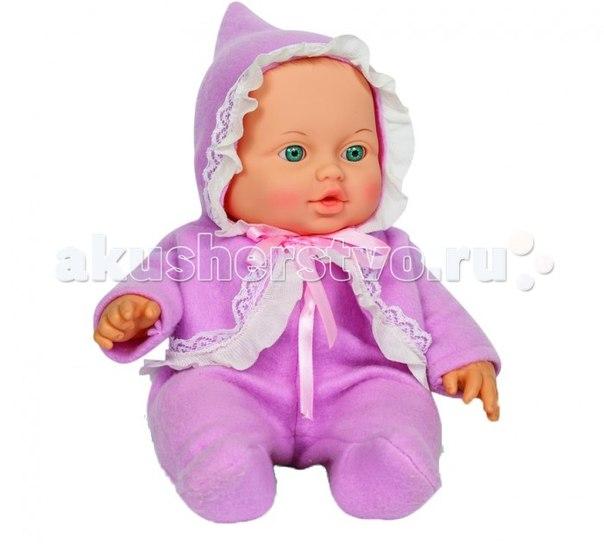 Кукла малышка 1 девочка 30 см, Весна