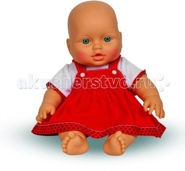 Кукла малышка 7 девочка 30 см, Весна