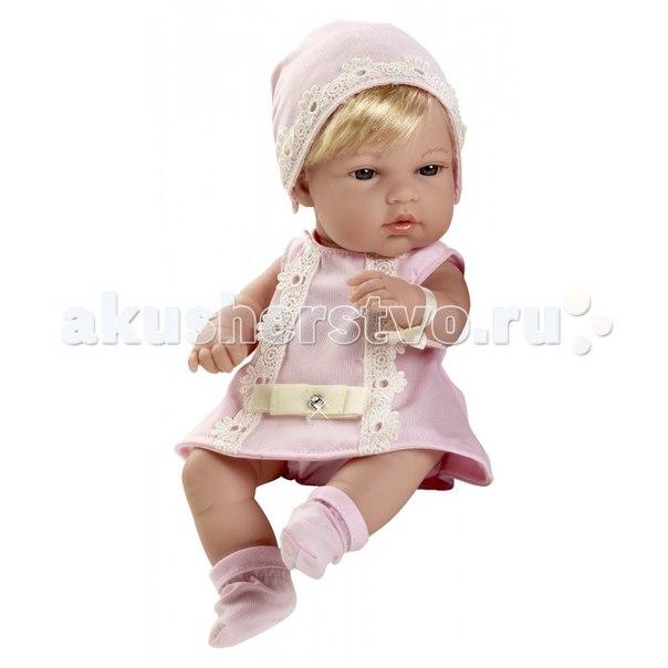 Кукла-пупс в платье со стразами swarowski 33 см, Arias