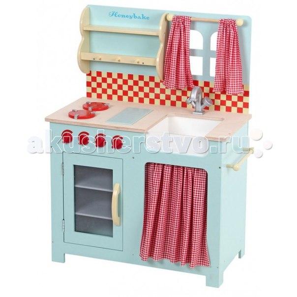 Игрушечная кухня tv305, LeToyVan