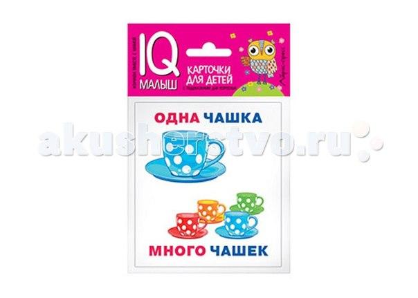 Умный малыш один-много набор карточек для детей, Айрис-пресс