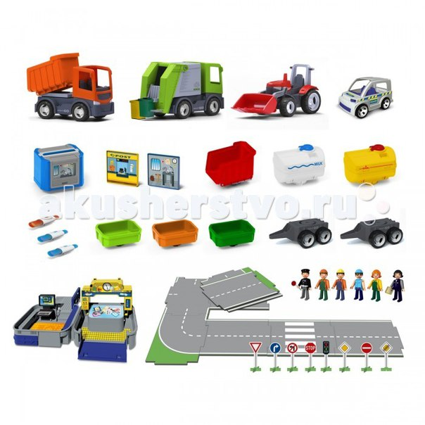 Большой набор для детских садов, Multigo
