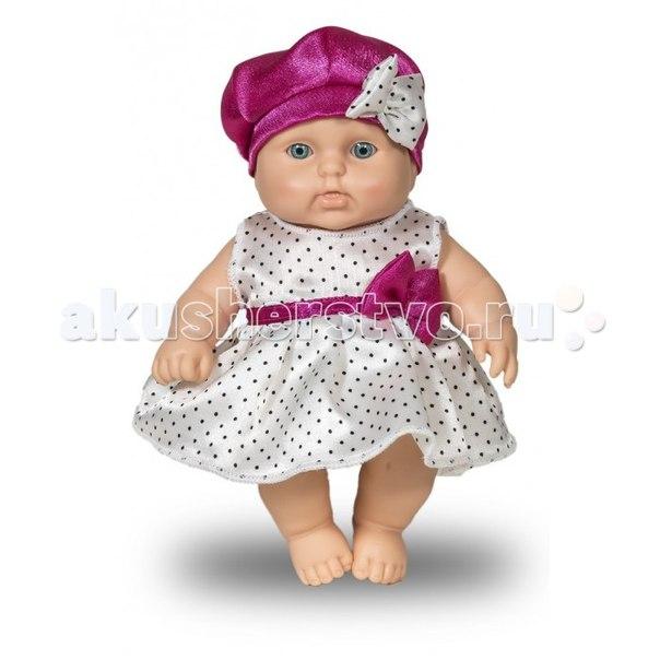 Кукла карапуз 14 девочка 20 см, Весна