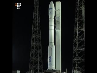 Запуск ракети Vega з українським двигуном