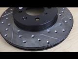 Тормозные Диски - вентилируемые, перфорированные, с насечками - какие лучше?