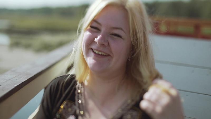 Видеовизитка участницы №8 Ксении Нагимовой (г. Златоуст), победительницы в номинации Королева музыки