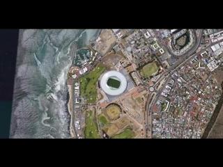 Снимки из Google Maps в едином таймлапсе