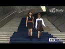 161021 Seulgi  Joy (Red Velvet)  SS HERA Seoul Fashion Week CHARM's Collection