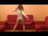 Вероника придумала танец на песню P.Diddy ft. Nicole Scherzinger - Come To Me