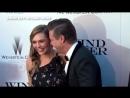 Elizabeth Olsen Jeremy Renner PDA At -Wind River- Los Angeles Premiere