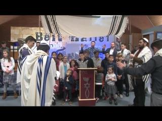 Мессианское Прославление Бейт Алель 11 26 2016