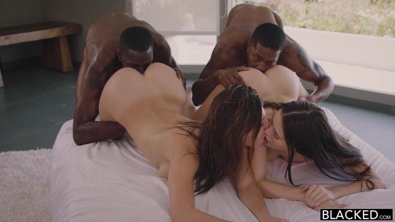 Lana Rhoades, Leah Gotti [HD 720, all sex, interracial, TEEN, new porn 2016]