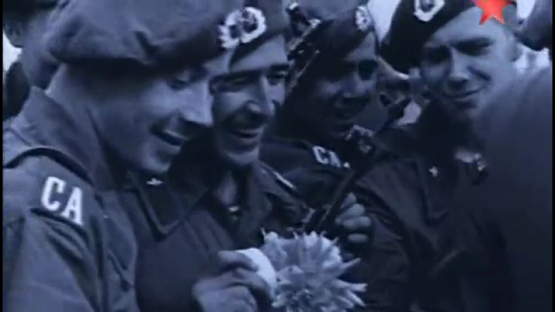 Отрывок из фильма десантный батя(первое десантирование БМД с экипажем) основано на реальных событиях