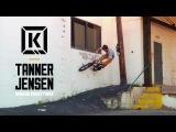 Tanner Jensen Shreds Everything! East Coast Hits - Kink BMX