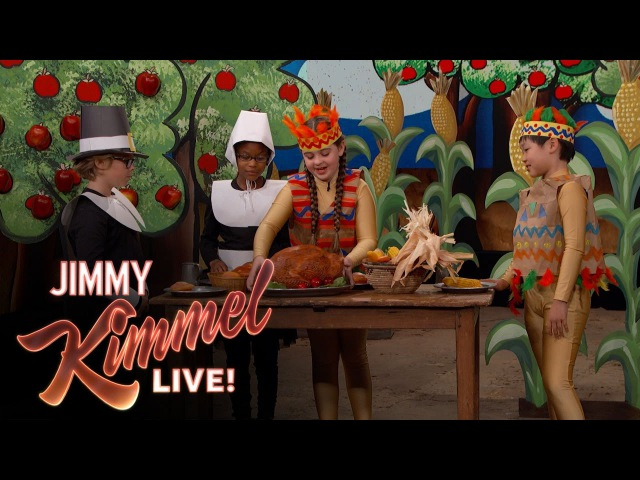 Politically Correct Thanksgiving Pageant