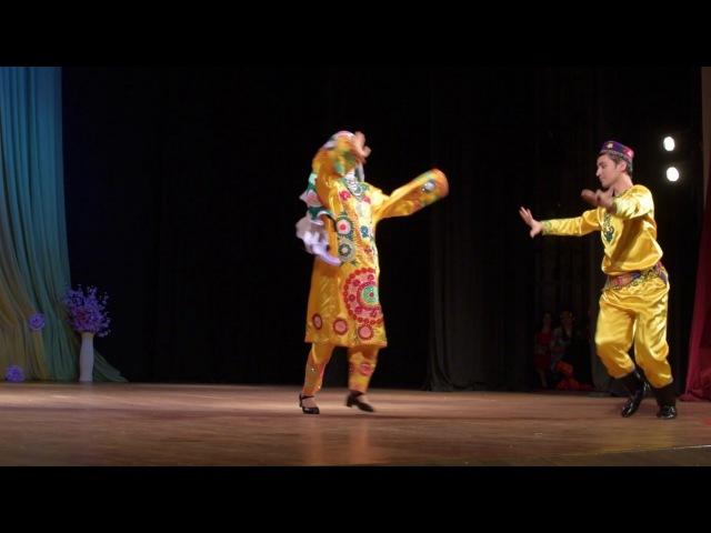 Фарход и Екатерина. Международный фестиваль Магия Востока в Дубне. Гала концерт.