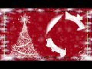 Новогодний проект/белое на красном/