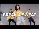 Break A Sweat - Becky G / Beginner's Class