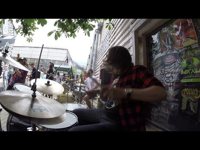 Bandersnatch - Trigger (Drum cam)