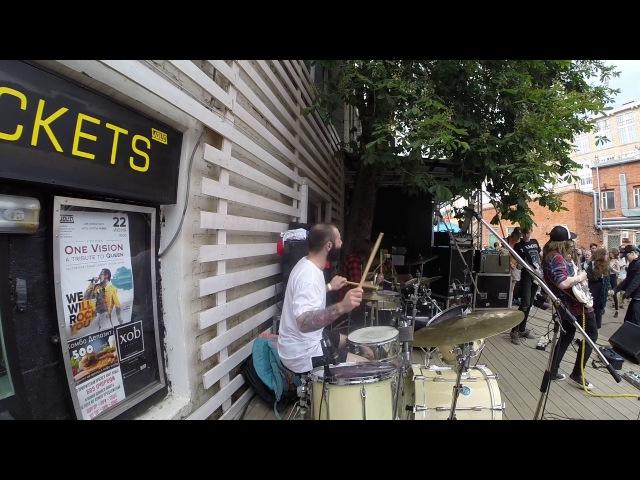 Bandersnatch - 南瓜 (Drum cam)