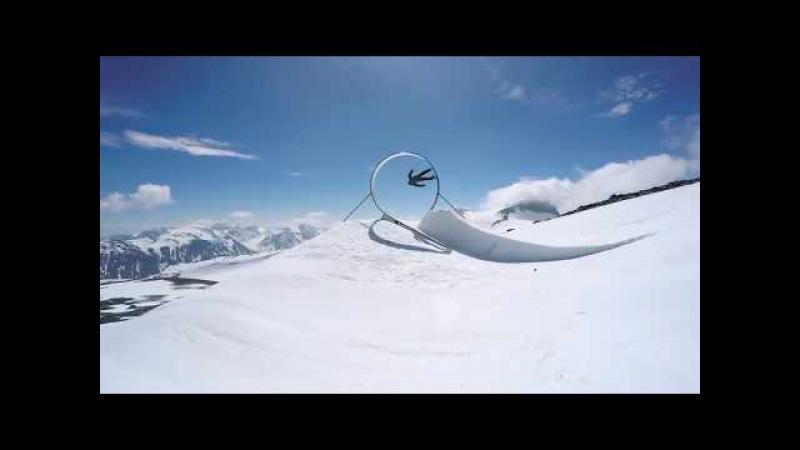 НЕВЕРОЯТНЫЕ люди, лучшие моменты - зимняя подборка/AWESOME people, Best moments - Winter compilation