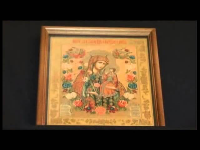 Слово об иконе Божьей Матери Неувядаемый Цвет