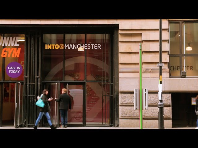INTO Manchester: your Study Centre