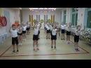 Танец игра Колесики подготовительная группа