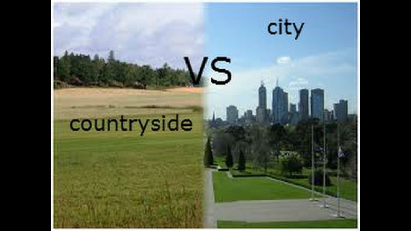 city or countryside Is there a difference between these two words countryside is used to describe the landscape the cotswolds countryside is beautiful country is.