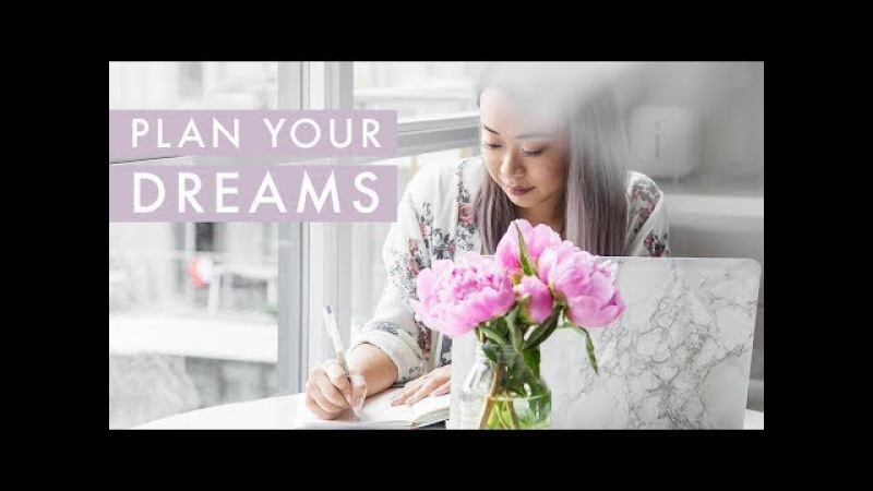 How to Plan Your Dream Life: Vivid Vision Exercise ✨