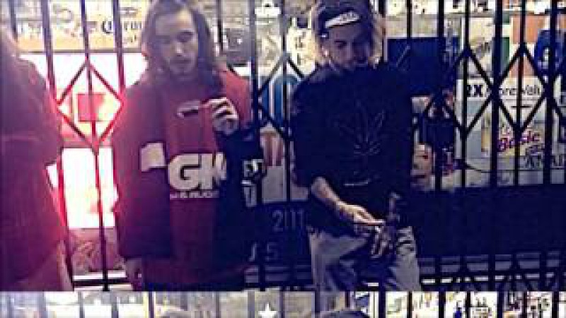 $UICIDEBOY$ x POUYA - RUNNIN' THRU THE 7TH WITH MY WOADIES (Official Music Video)