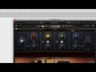 Recording with POD Farm 2.5 and POD Studio UX1   Line 6