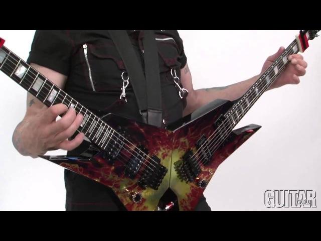Michael Angelo Batio Double Guitar Shred Medley