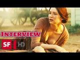 The Magnificent Seven Haley Bennett Interview