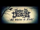 Darker By Design - My Shrine Of Flesh (Official Lyric Video)