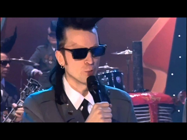Leningrad Cowboys - Those Were The Days (TV - Sweden - 1995)