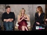 Buffy the Vampire Slayer Reunion- Is Sarah Michelle Gellar Team Angel or Spike (рус. субтитры)