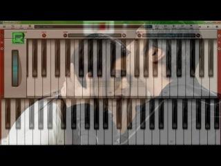 Müzik Kurtlar Vadisi Pusu - New Version 2017 / Пианино - Долина Волков Западня - Новая Версия 2017