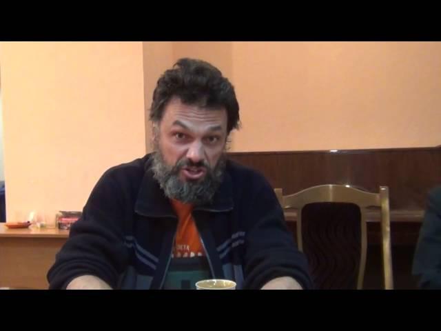 Антон Кротов - О единстве всех людей