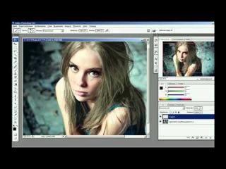 Урок Photoshop #38 Фотошоп для начинающих часть 5