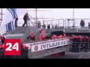 Гетман Сагайдачный сломался сразу после ремонта на заводе Порошенко