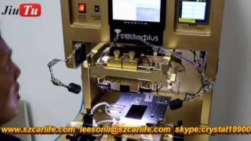 Automatic Flex Cable Changing Machine Jiutu