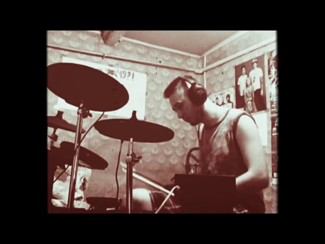 Green Day - Holiday (drum cover)