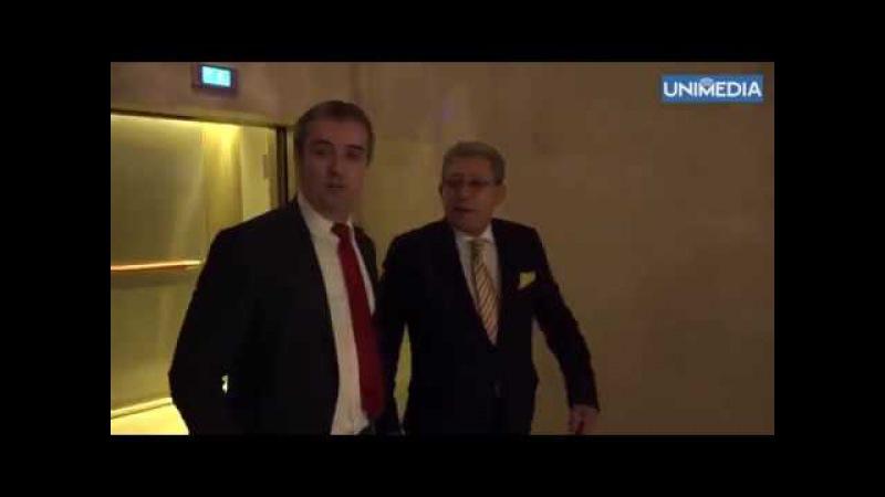 Agitație în Parlament Plahotniuc și Iaralov, în vizită